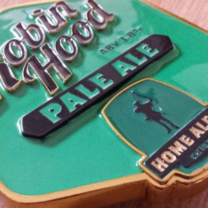 Robin Hood Pump Clip